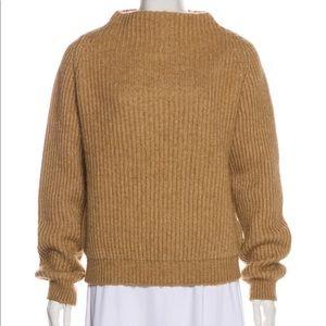 Anine Bing Mock-Neck Sweater